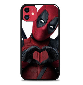 Custodia Cover iphone 11 pro max deadpool W9005 Case