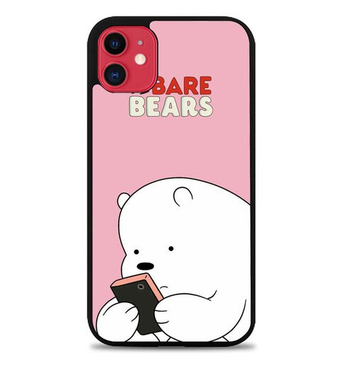 Custodia Cover iphone 11 pro max we bare bears WY0016 Case