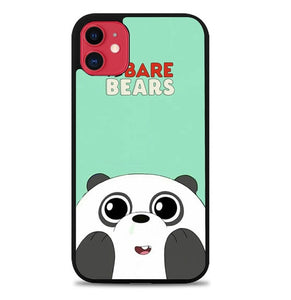 Custodia Cover iphone 11 pro max we bare bears WY0018 Case