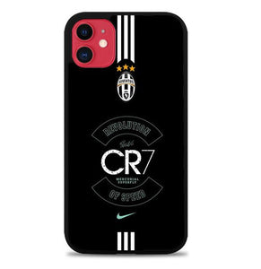Custodia Cover iphone 11 pro max Cristiano Ronaldo WY0024 Case