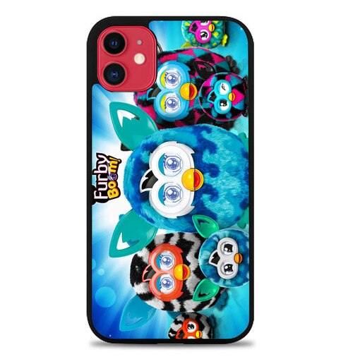 Custodia Cover iphone 11 pro max Furby BOOM Y1870 Case