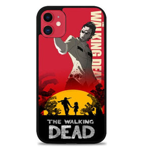 Custodia Cover iphone 11 pro max THE WALKING DEAD Y2553 Case
