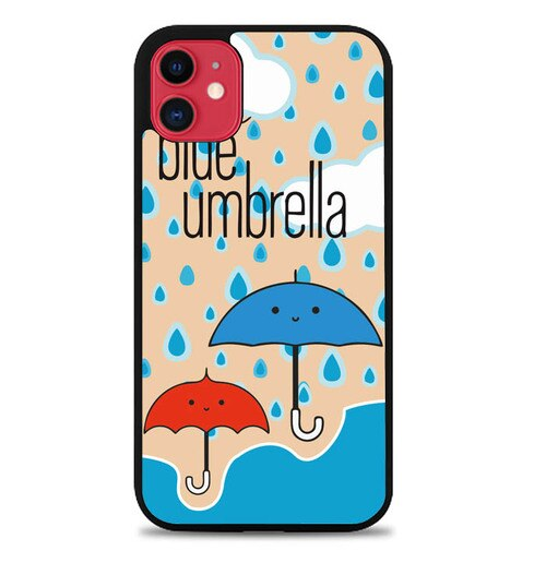 Custodia Cover iphone 11 pro max disney pixars the blue umbrella 2 Y2559 Case