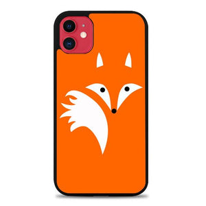 Custodia Cover iphone 11 pro max Fox E0114 Case