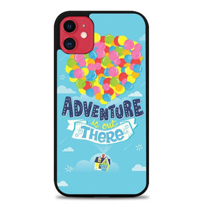 Custodia Cover iphone 11 pro max Adventure Is Out There Balloons E0195 Case