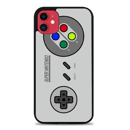 Custodia Cover iphone 11 pro max Super Nintendo E0776 Case