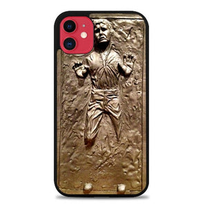 Custodia Cover iphone 11 pro max Han Solo Frozen Star Wars E1269 Case