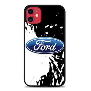 Custodia Cover iphone 11 pro max Logo Shelby Emblem Ford E1517 Case