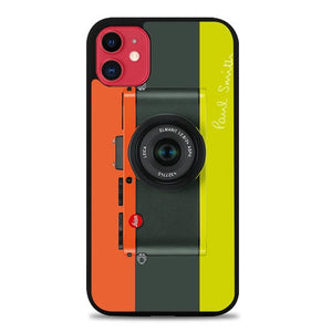 Custodia Cover iphone 11 pro max Leica Edition Paul Smith E1605 Case