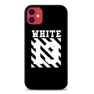 Custodia Cover iphone 11 pro max Off-White black tape 13 E1657 Case