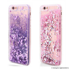 CUSTODIA COVER IN TPU CON BRILLANTINI GLITTER PER SAMSUNG GALAXY S8 B512