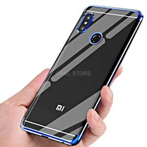 COVER per Xiaomi Redmi Note 5 CUSTODIA ORIGINALE ELECTROPLATING Slim  Morbida TPU