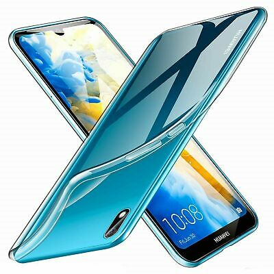 COVER per HUAWEI Y5 2019 / HONOR 8S CUSTODIA Fronte Retro 360 SILICONE SLIM  TPU