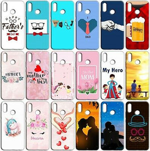 Custodia cover back case in TPU morbida per XIAOMI REDMI NOTE 7 fantasia N3