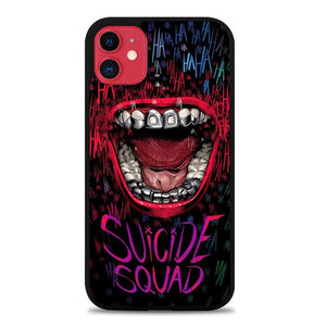 Custodia Cover iphone 11 pro max Suicide Squad P0712 Case