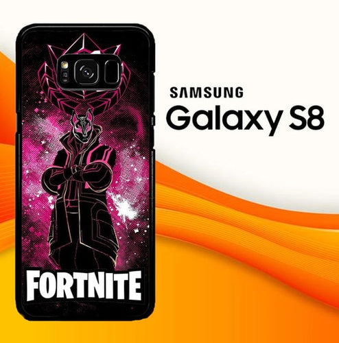 Custodia Cover samsung galaxy s8 s8 edge plus Fortnite Popculart P0801 Case