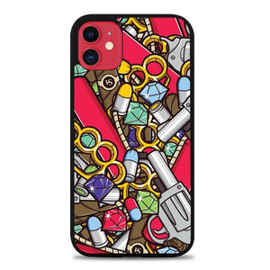 Custodia Cover iphone 11 pro max Weapons Art P0890 Case
