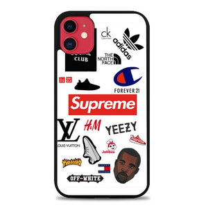 Custodia Cover iphone 11 pro max Hypebeast Logo P0893 Case