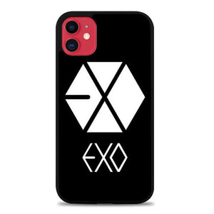 Custodia Cover iphone 11 pro max Exo Logo P0947 Case