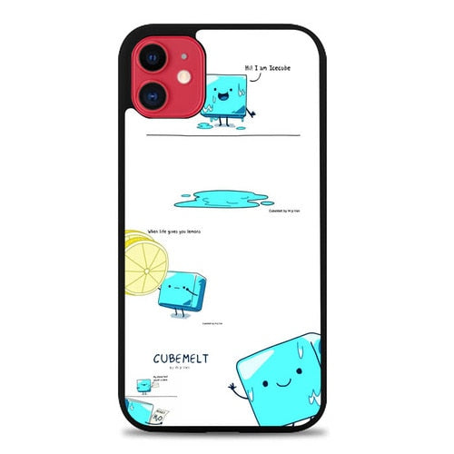 Custodia Cover iphone 11 pro max Icemelt P0955 Case