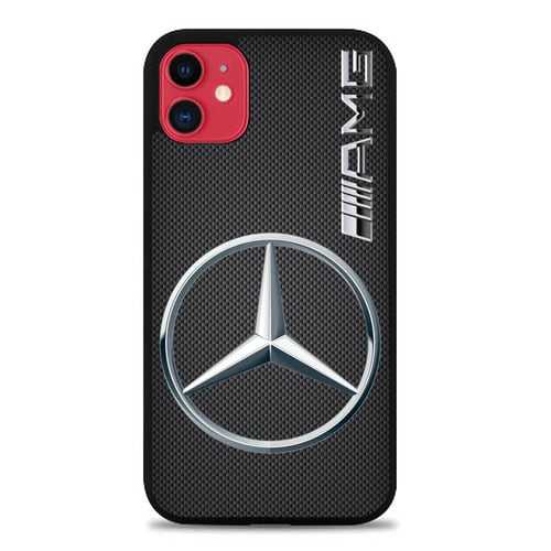 Custodia Cover iphone 11 pro max Mercedes AMG P0978 Case