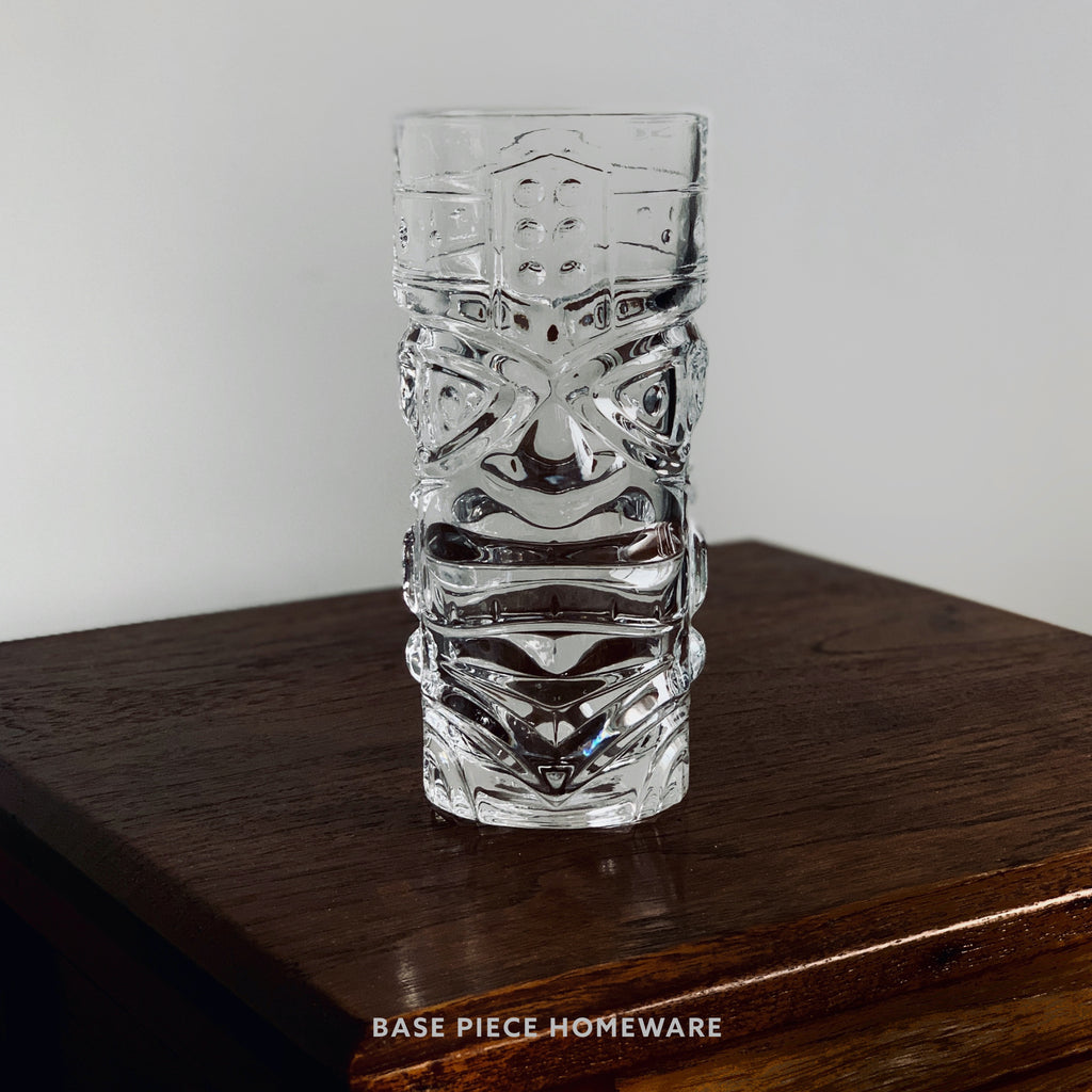 Triple T Tiki Highball glass drinkware