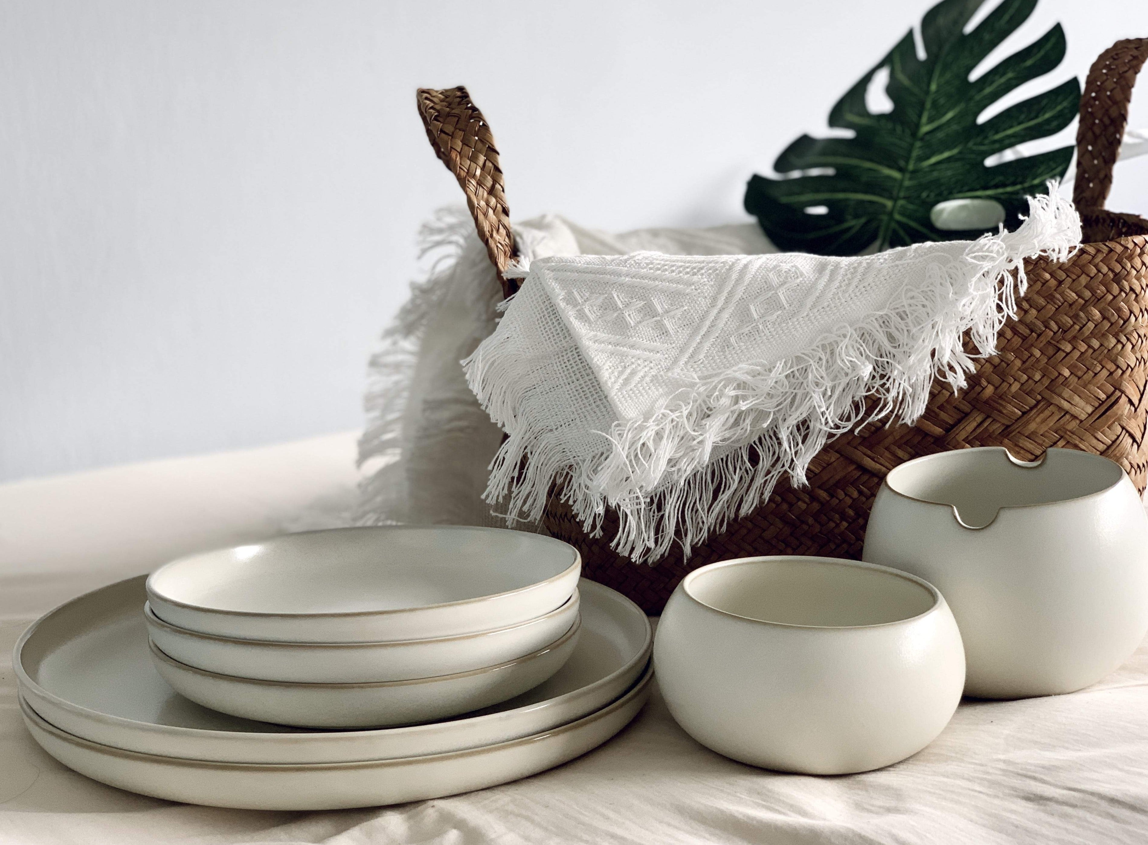 Base II Dinnerware Family Bundle (for 4)