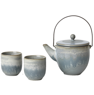 Moon 3-Piece Teapot Set