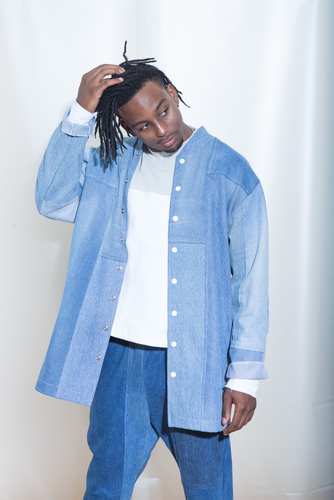 Jacket (Denim) - Long