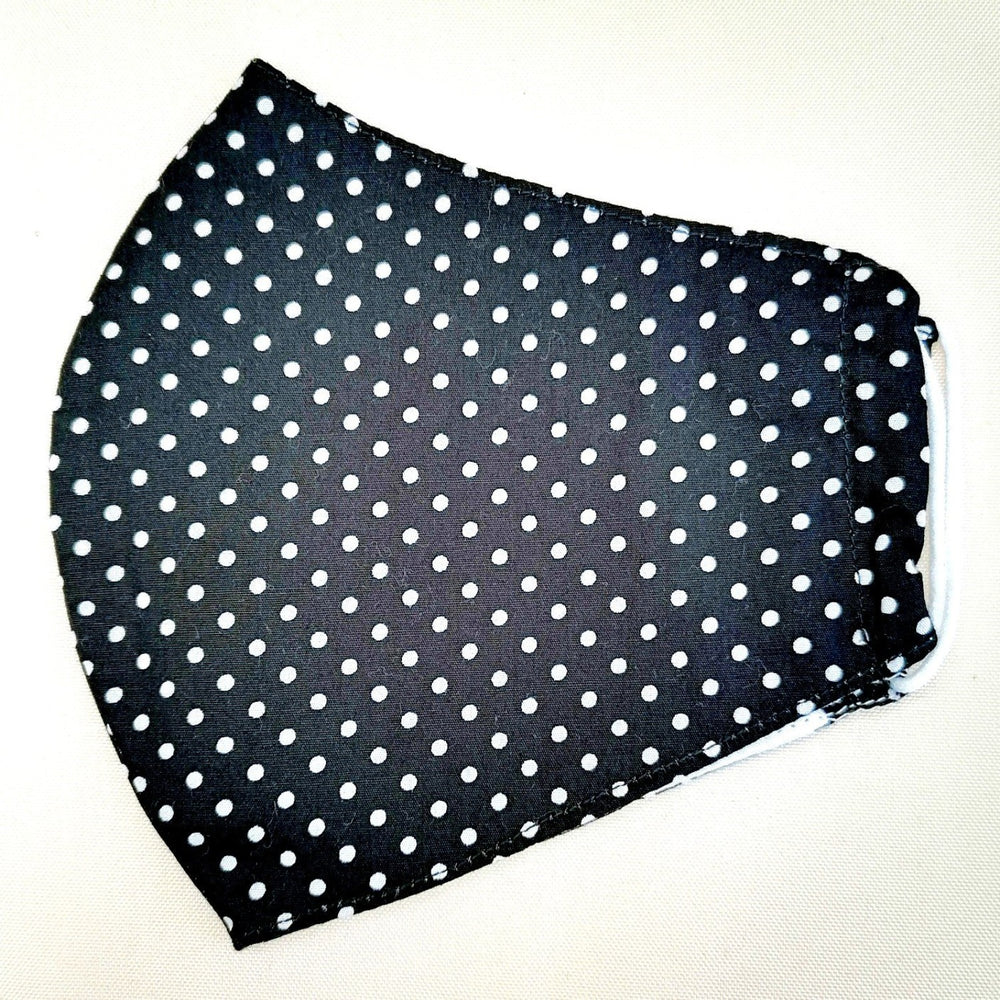 Black Polka Dot BUY 2 GET 1 FREE
