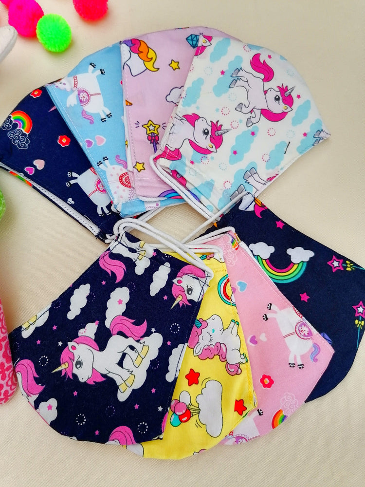 5 Pack Unicorns for Girls
