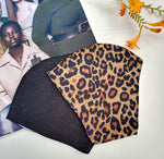 Packs of Leopard & Linen