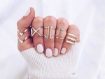 Lucia Ring Set
