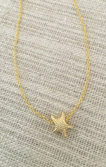 Star Fish Choker Necklace by Handmade Dezigns