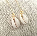 Cowrie Shell Threaders by Handmade Dezigns
