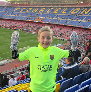 ONE2WATCH: ONEILL VISITS NOU CAMP!