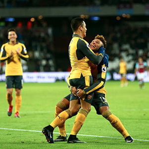 SANCHEZ TREBLE SINKS WEST HAM