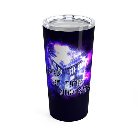 Lord of Time and Space Tumbler 20oz