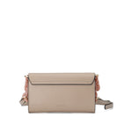 Calf Clutch Bag - Joy & Peace staccato