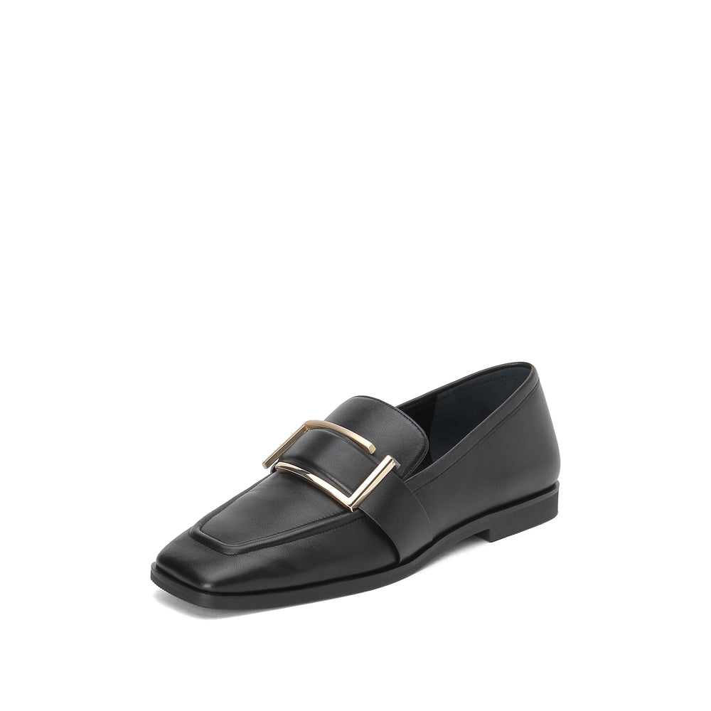 Classic Leather Loafers - Joy & Peace staccato