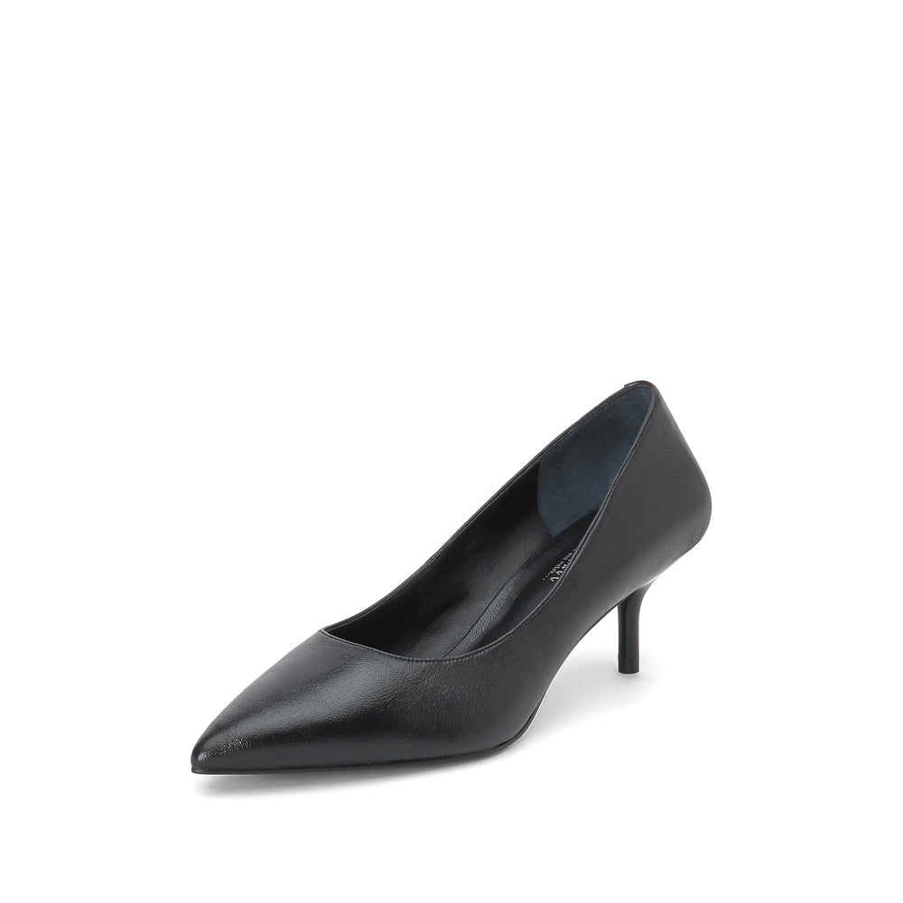 Basic Pointed Toe Heels - Joy & Peace staccato