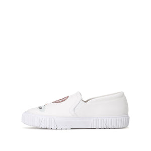 Miss Joy Slip On Sneakers - Joy & Peace staccato