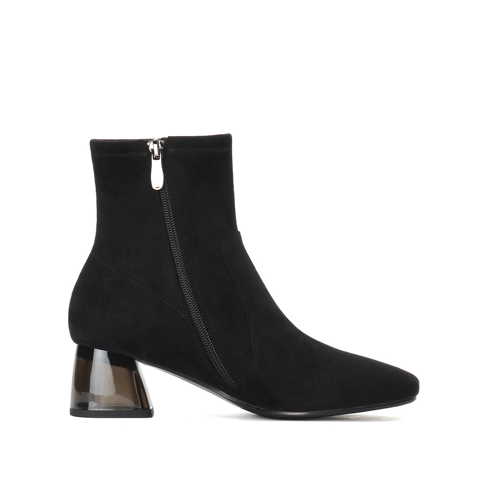 Ankle Boots - Joy & Peace staccato