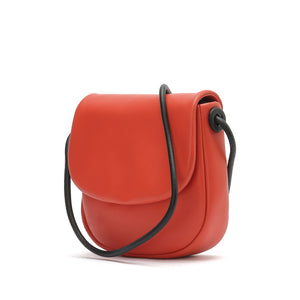 Leather Crossbody Bag - Joy & Peace staccato