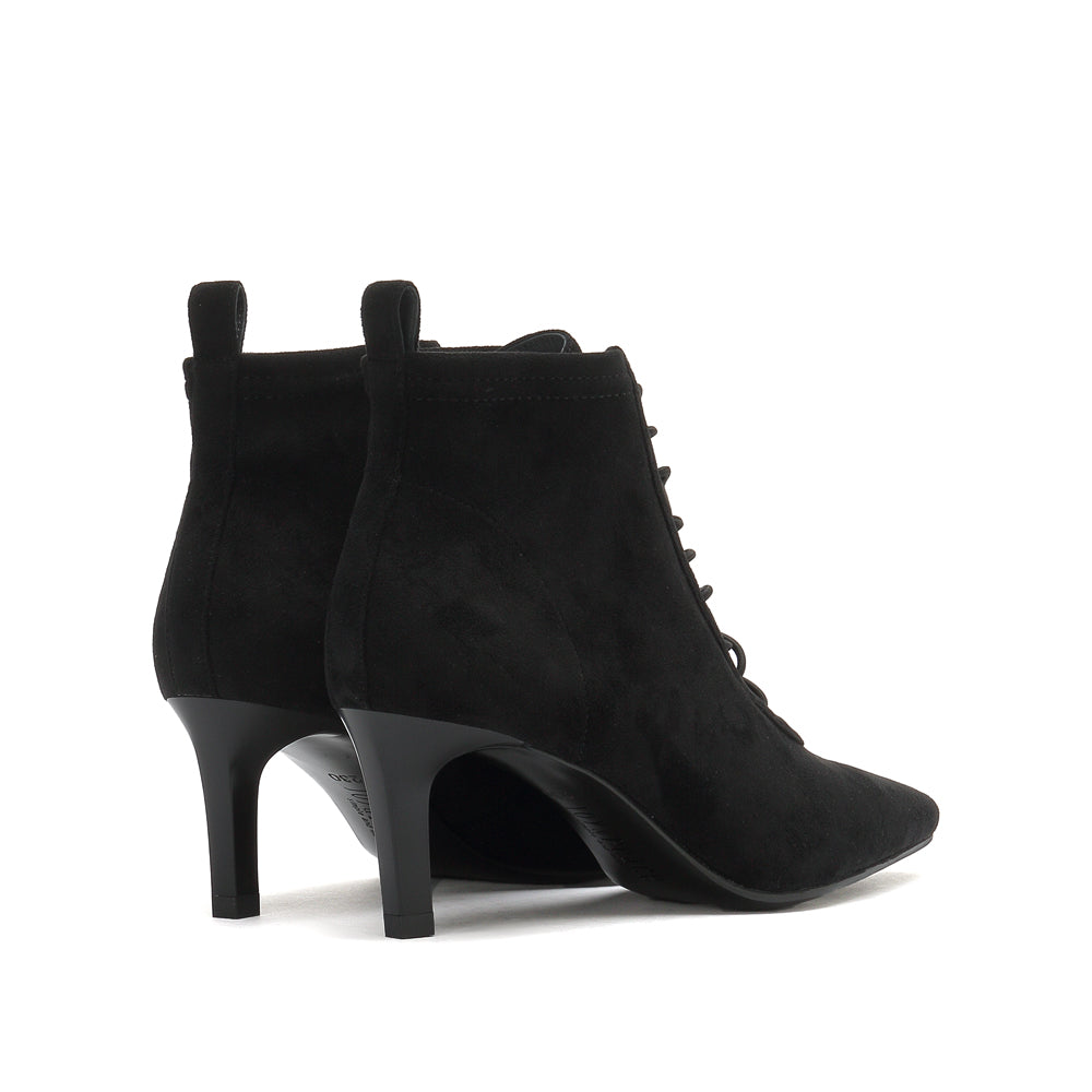Lace-up heel boots - Joy & Peace staccato
