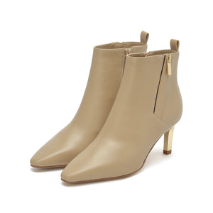 Calf heel boots - Joy & Peace staccato