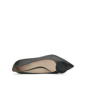 Leather Buckle Pumps - Joy & Peace staccato