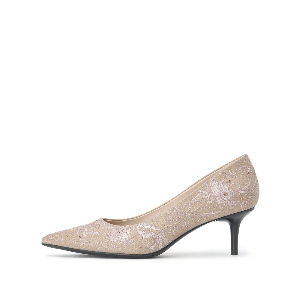 Lace Pumps - Joy & Peace staccato