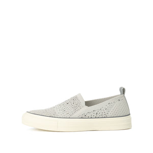 CRYSTAL EMBELLISHED SNEAKERS - Joy & Peace staccato