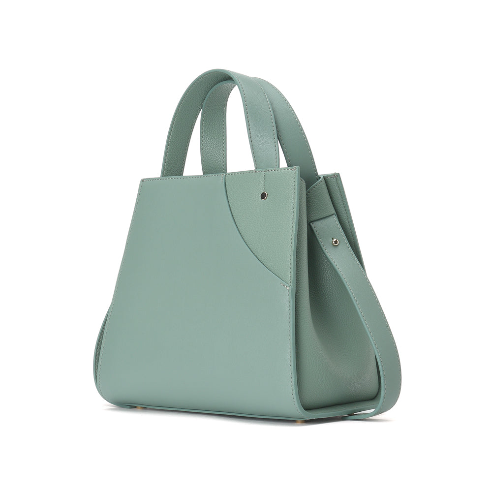 Calf Handbag - Joy & Peace staccato
